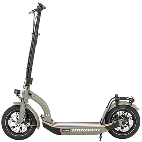 Metz Moover E-scooter, grey